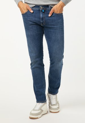 Jeans Tapered Fit - mid blue used