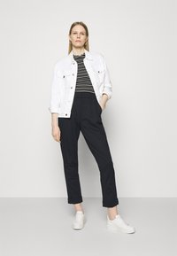 Opus - MARENI - Trousers - forever blue - 1