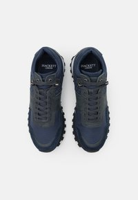Hackett London - HIKER TRAINER - Trainers - navy - 3