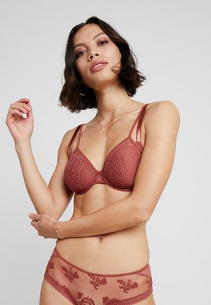 FALL IN LOVE - Underwired bra - ambre