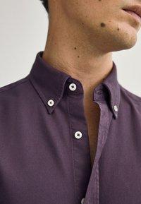 Massimo Dutti - Shirt - bordeaux - 1