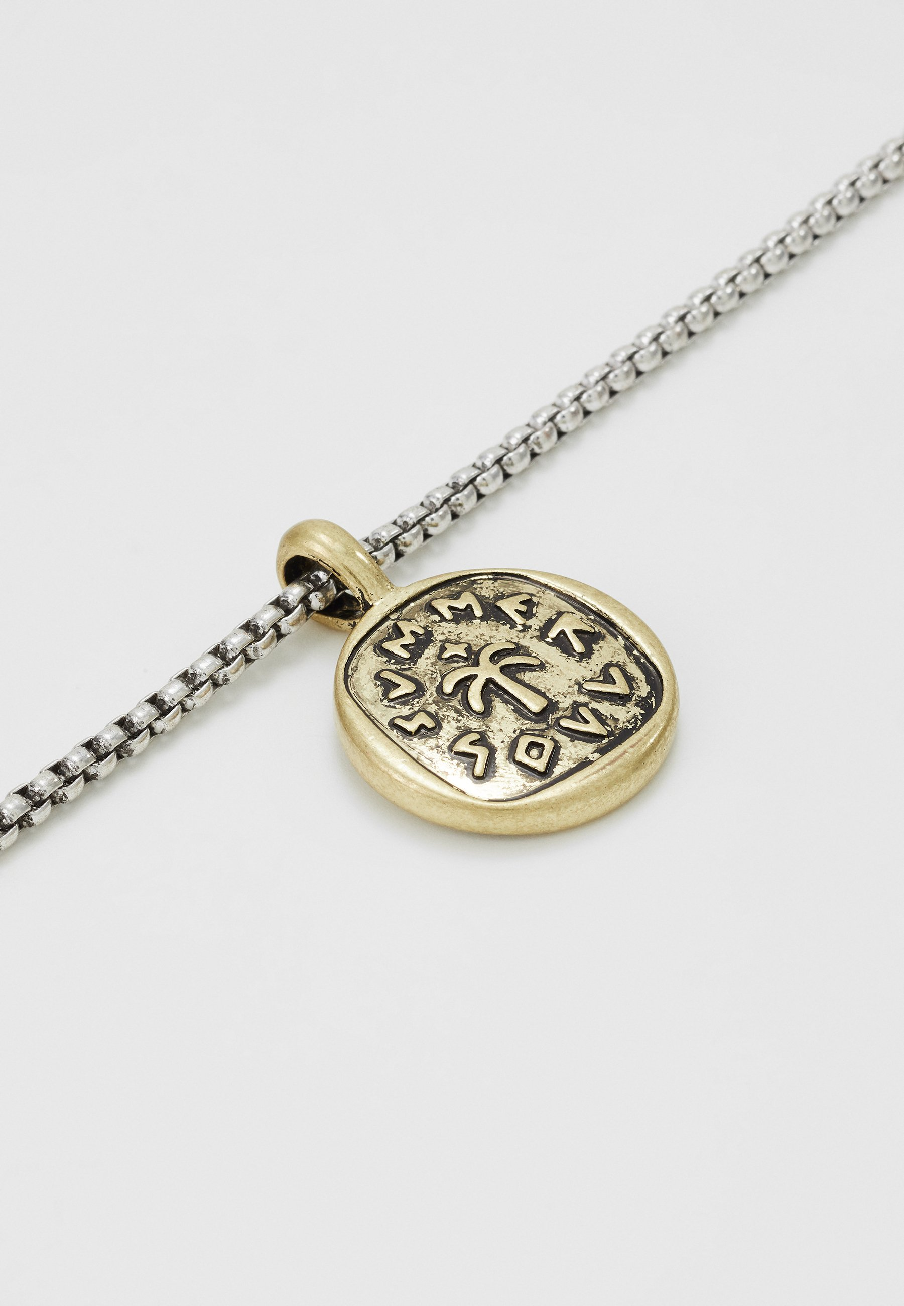 Classics77 WAX SEAL SUMMER SOUL NECKLACE - Smykke - gold-coloured/gull rFpsQJROvwMemw1