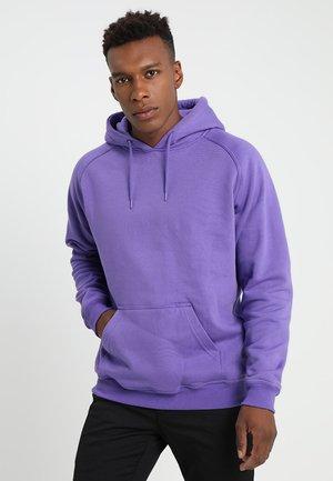 Hoodie - ultraviolet