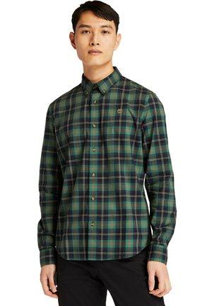 EASTHAM RIVER - Overhemd - smoke pine