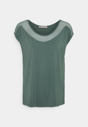 T-shirt basic - light green