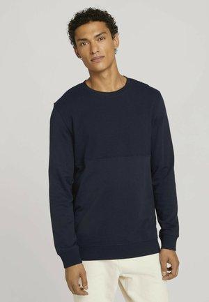 STRUCTURE - Sweatshirt - sky captain blue