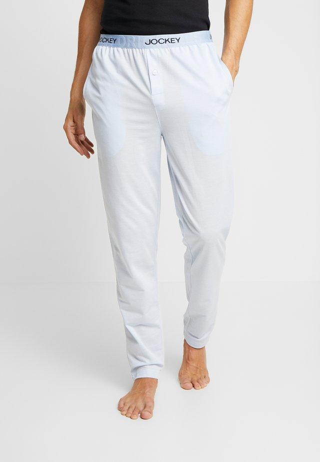 PANTS - Pyjamahousut/-shortsit - white