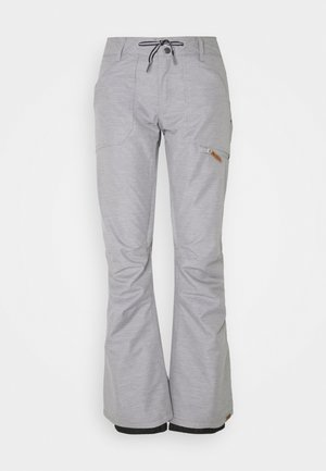 NADIA - Schneehose - heather grey