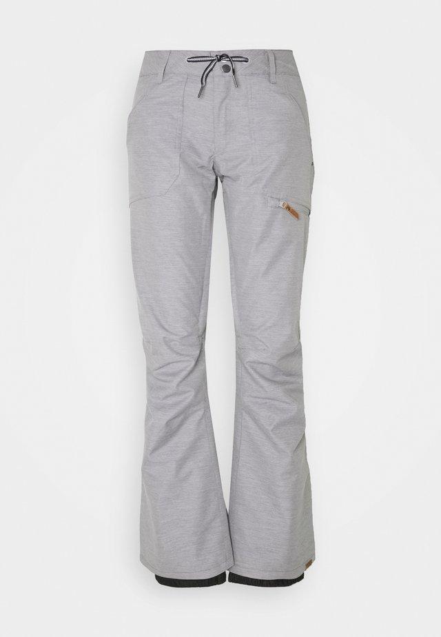 NADIA - Snow pants - heather grey