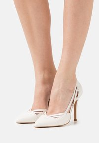 Anna Field - LEATHER - High heels - offwhite - 0