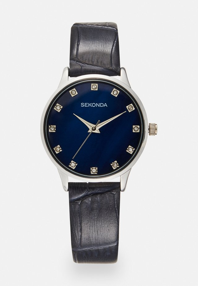 Watch - dark blue