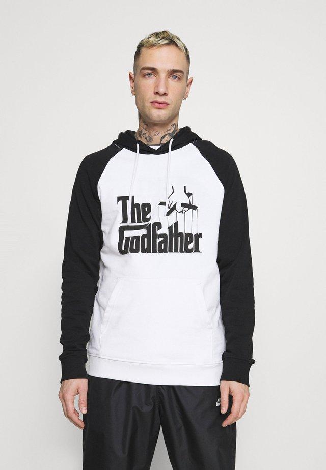 ONSGODFATHER LIFE - Sweatshirt - white