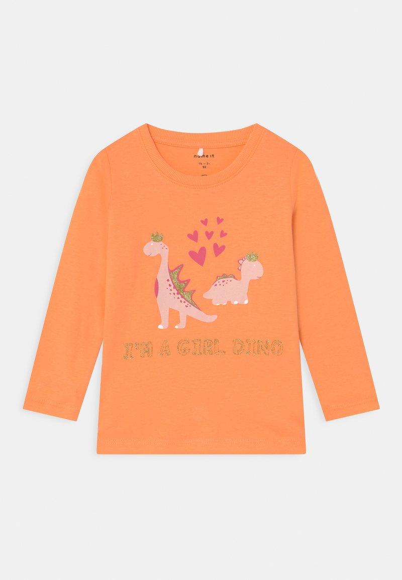 Name it - NMFDIRGA - Maglietta a manica lunga - cantaloupe