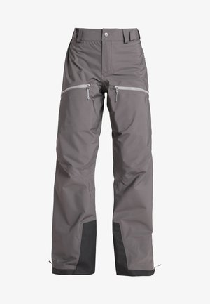 PURPOSE PANTS - Snow pants - wolf grey