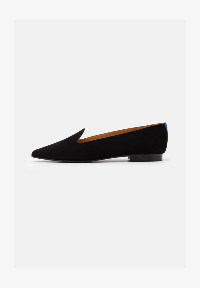 POINTY - Slip-ons - black