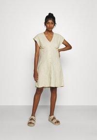 Minimum - TYSEA - Sukienka letnia - beige - 0