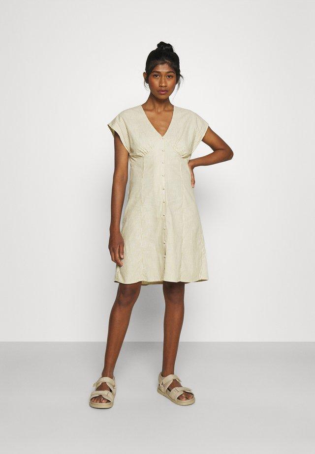 TYSEA - Day dress - beige