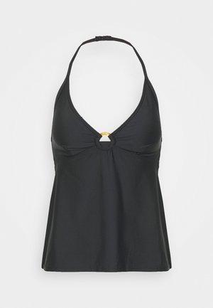 TANKINI - Bikiniyläosa - black