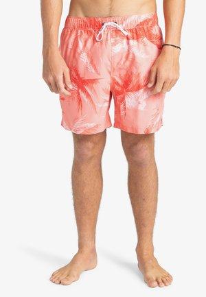 SUNDAYS  - Swimming shorts - warm red
