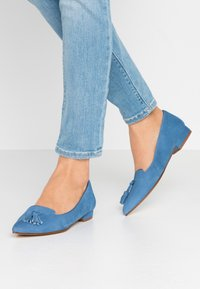 Paco Gil - MARIE - Slip-ons - jeans - 0