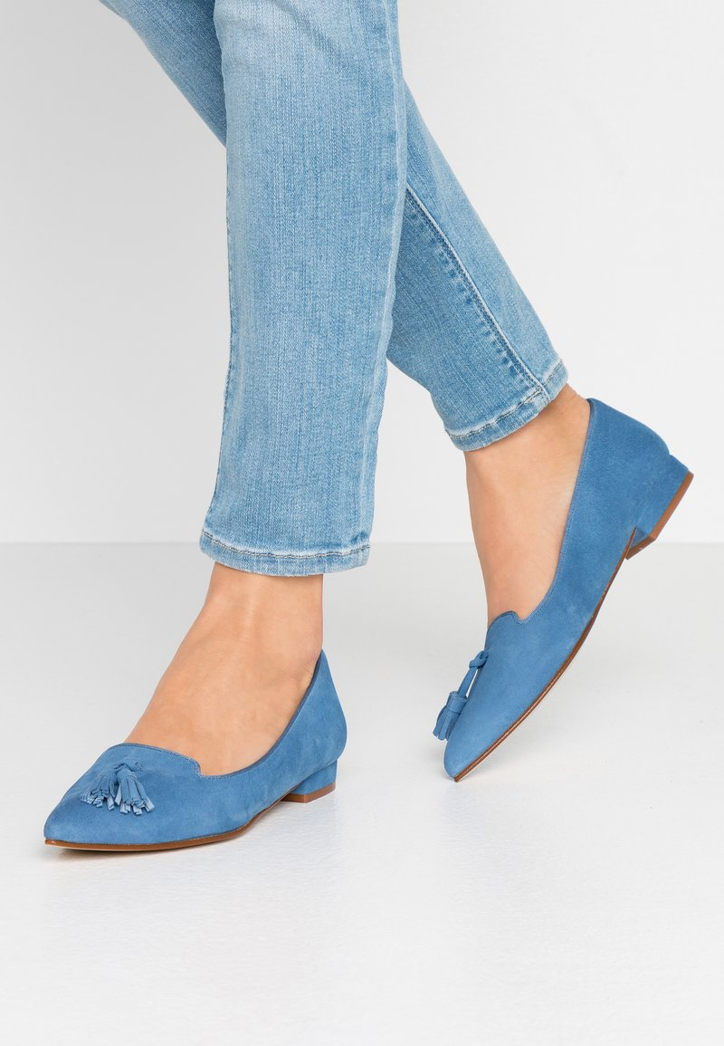 Paco Gil - MARIE - Slip-ons - jeans