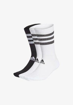 3 PAIRS - Skarpety sportowe - white