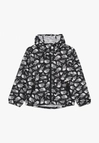 The North Face - YOUTH NOVELTY FLURRY HOODIE - Windbreaker - black - 0