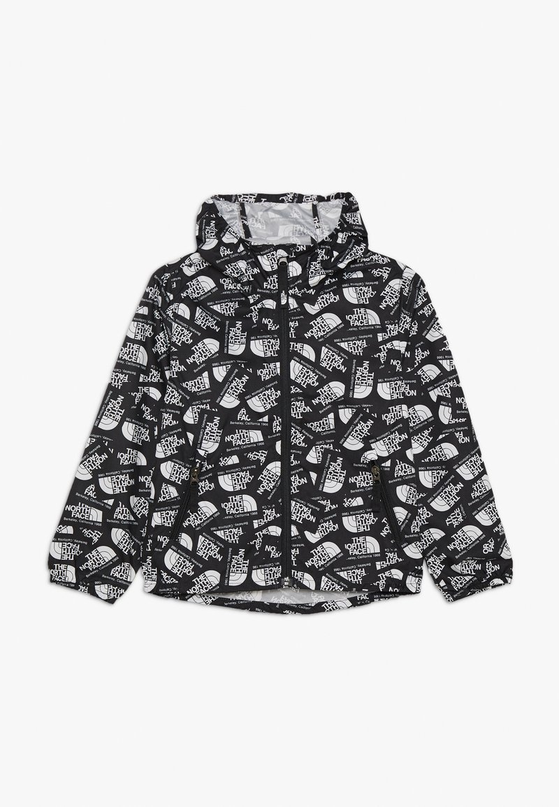The North Face - YOUTH NOVELTY FLURRY HOODIE - Windbreaker - black