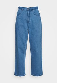 SHELBY - Straight leg jeans - classic blue