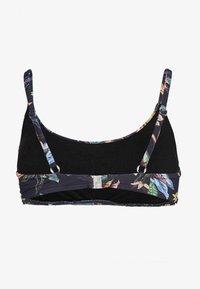 LASCANA - BUSTIER - Bikini top - anthracite - 1