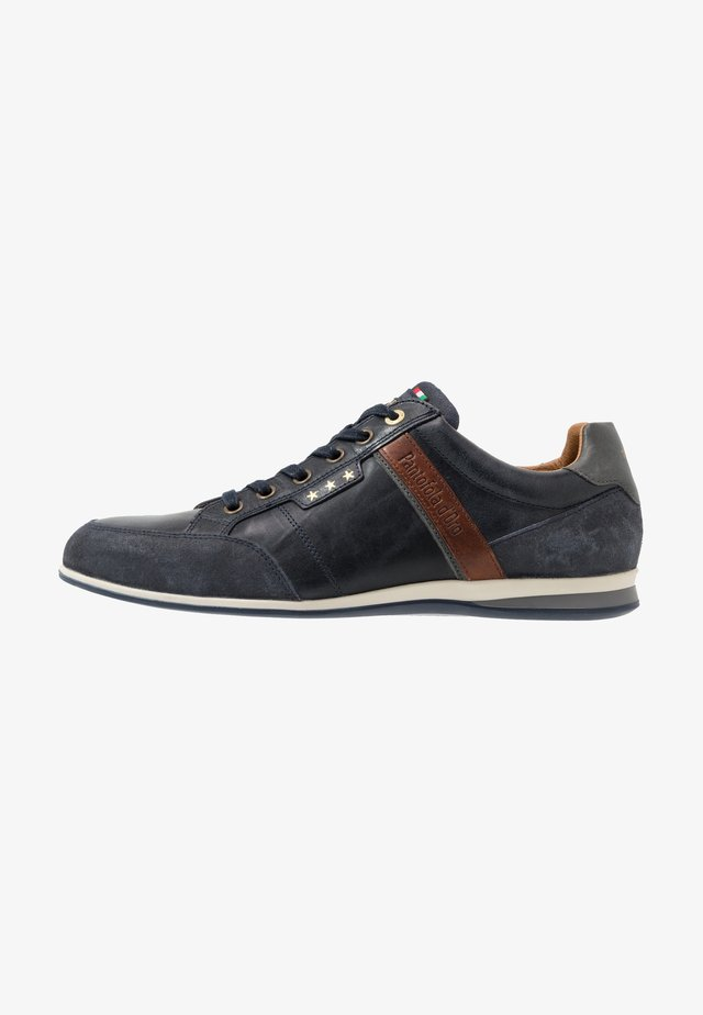ROMA UOMO  - Sneakersy niskie - dress blues
