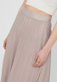 ONLY - Pleated skirt - Dusty Pink - 3