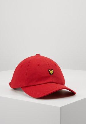Cap - gala red