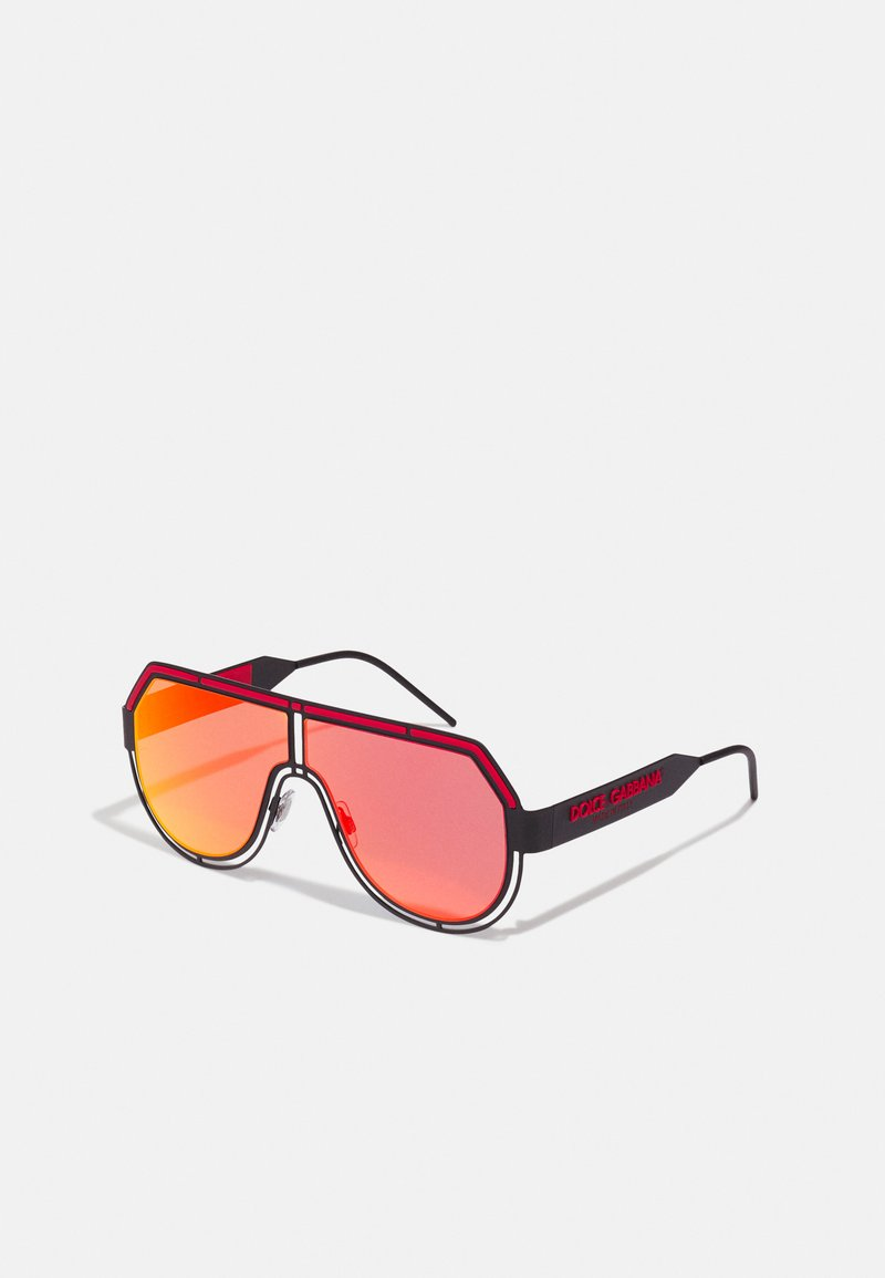 Dolce&Gabbana - UNISEX - Sunglasses - matte black