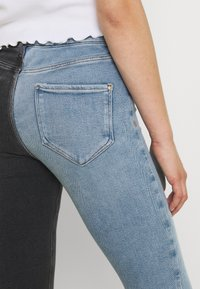 River Island - Jeans Skinny Fit - mid auth/black - 3