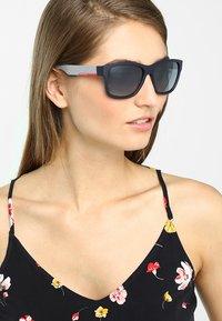 Prada Linea Rossa - Sunglasses - blue - 4