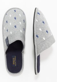 Polo Ralph Lauren - SUMMIT SCUFF - Chaussons - grey - 1