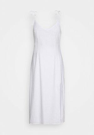MIDI DRESS - Day dress - white