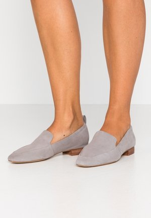 Slip-ons - light grey