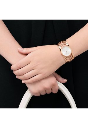 BODY  - Watch - rosegold-coloured/silver-coloured