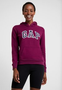 GAP - FASH  - Bluza z kapturem - beach plum - 0