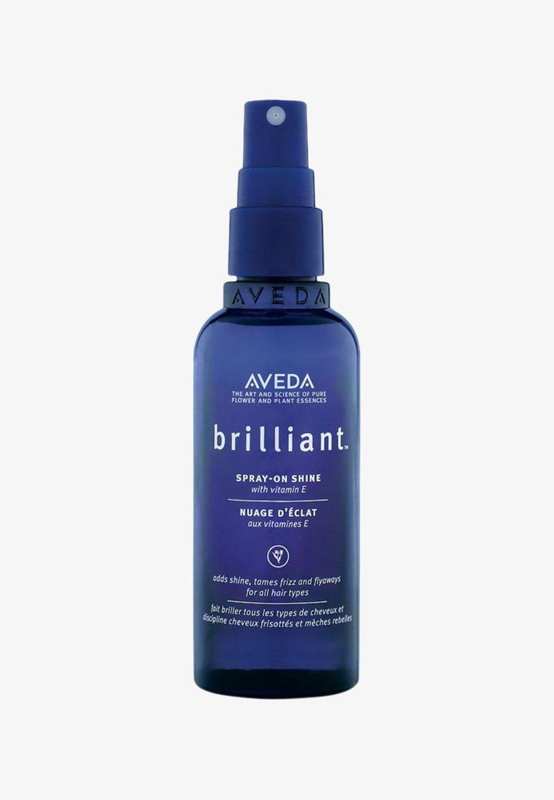 Aveda - BRILLIANT™ SPRAY-ON SHINE  - Hair styling - -