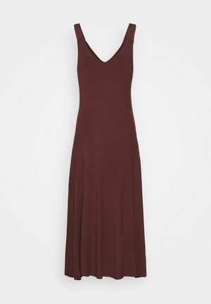 Vestido ligero - brown