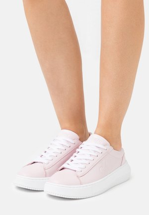 CHUNKY SOLE LACEUP  - Sneakers laag - pearly pink