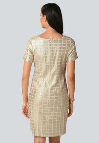 Alba Moda - Shift dress - goldfarben - 2