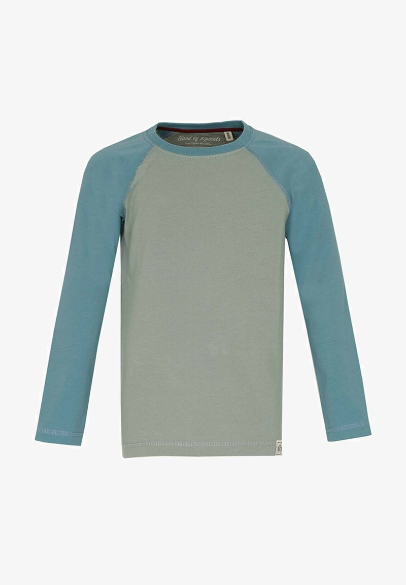 Band of Rascals - Long sleeved top - moos arctic blue