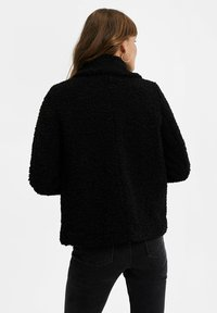 WE Fashion - Fleece jacket - black - 2