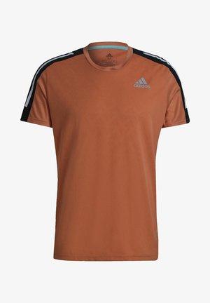 OWN THE RUN  - T-shirts print - orange