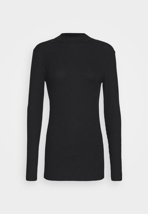 ALLISON  TURTLENECK - Topper langermet - pitch black