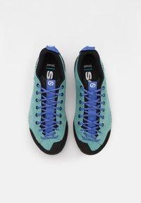Scarpa - GECKO  - Trekingové boty - aqua/violet blue - 3